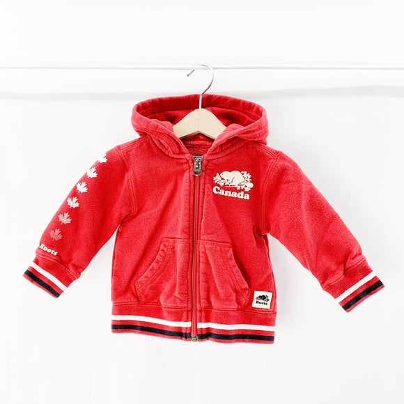 Roots - Hoodie (6-9M) - Beeja May