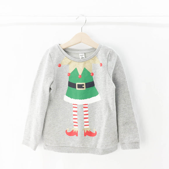 Carter's - Sweatshirt (6Y) - Beeja May
