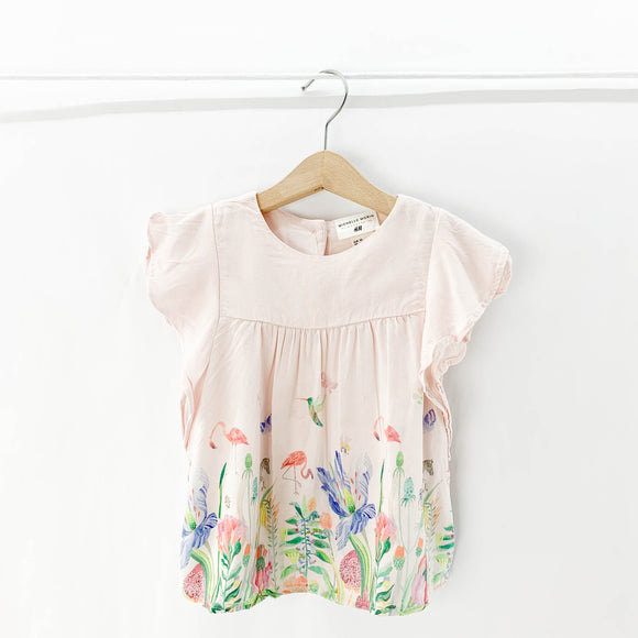 H&M - T-Shirt (1.5-2Y) - Beeja May
