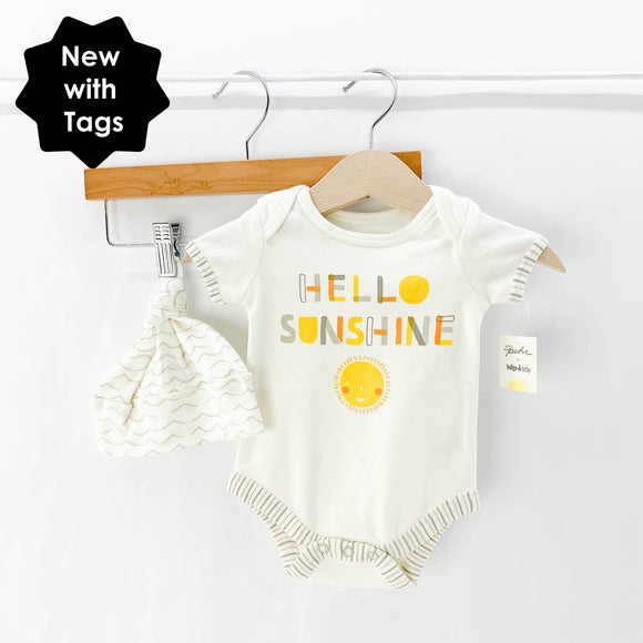 Indigo Baby - Set (0-3M) - Beeja May