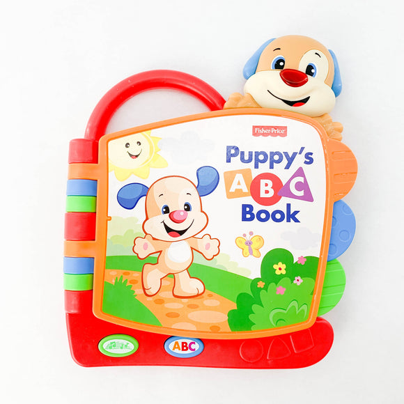 Fisher Price - Puppy's ABC Book - (na) - Beeja May