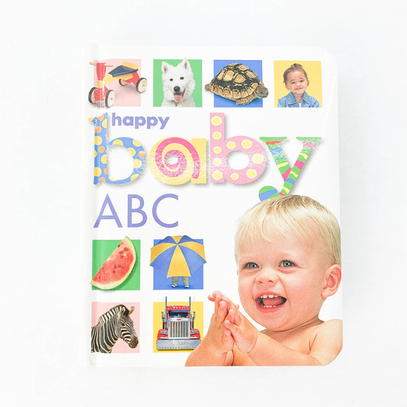 Happy Baby ABC - (Sarah Kappely) - Beeja May