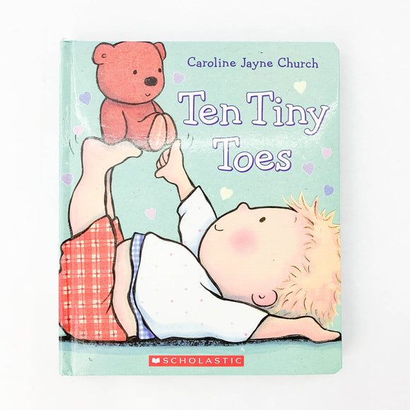 Ten Tiny Toes - (Caroline Jayne Church) - Beeja May