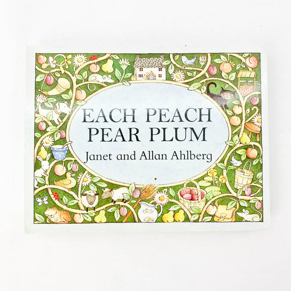 Each Peach Pear Plum - (Janet and AllanAhlberg) - Beeja May
