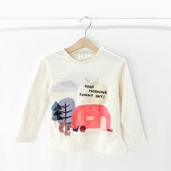 Zara - Long Sleeve (2-3Y) - Beeja May