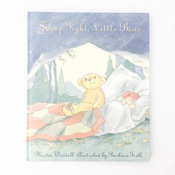 Sleep Tight, Little Bear - (Martin Waddell/Barbara Firth) - Beeja May