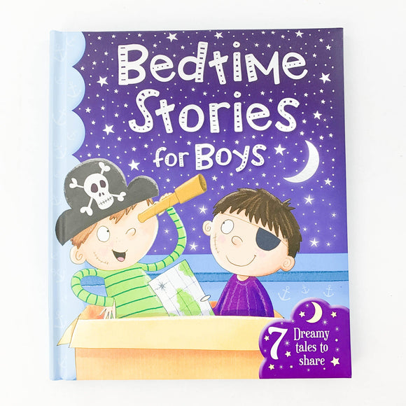 Bedtime Stories For Boys - (Xanna Chown) - Beeja May
