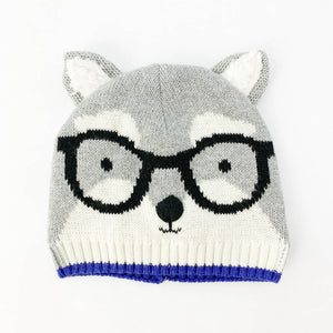 Fox Beanie - Hat (0-3M) - Beeja May