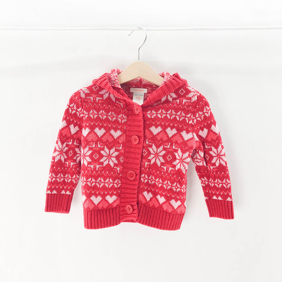 Joe Fresh - Hoodie (6-12M) - Beeja May