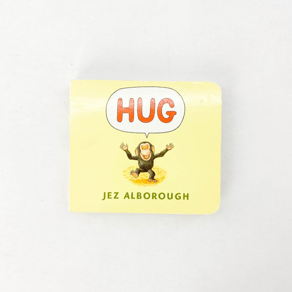 Hug - (Jez Alborough) - Beeja May