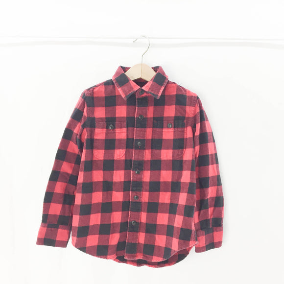 Gap - Long Sleeve Button (6-7Y) - Beeja May