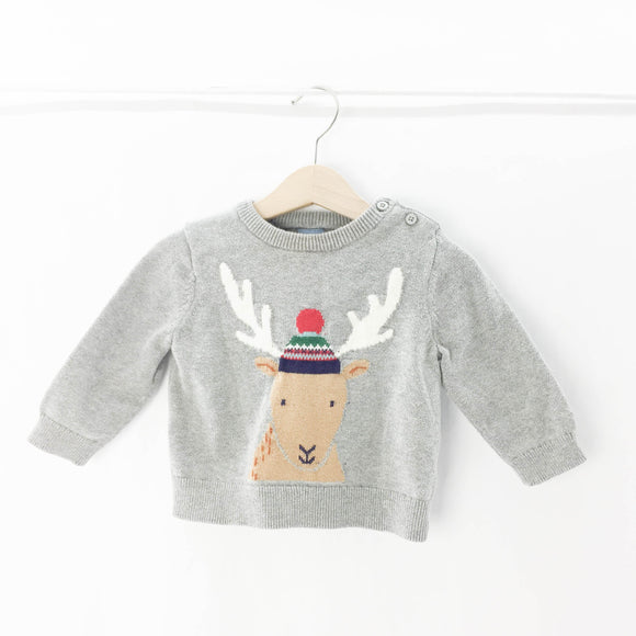 Gap - Sweater (6-12M) - Beeja May