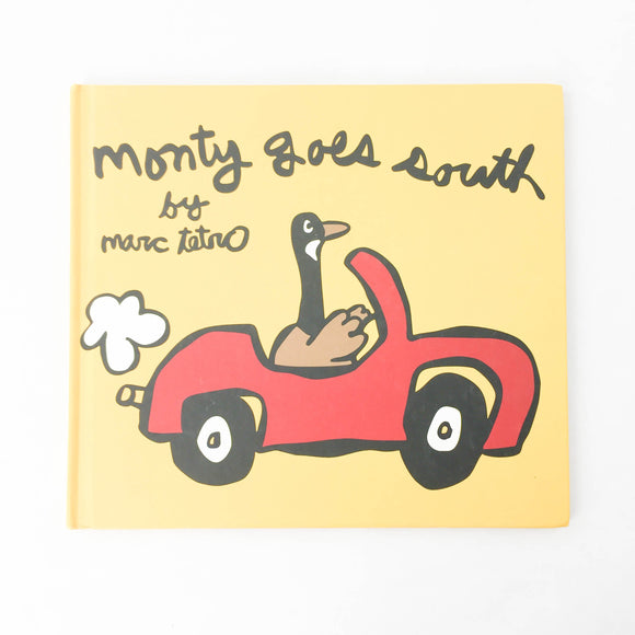 Monty Goes South  - (Marc Tetro) - Beeja May