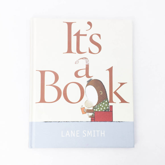 It's A Book - (Lane Smith) - Beeja May