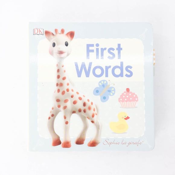 First Words - Sophie La Girafe - (na) - Beeja May