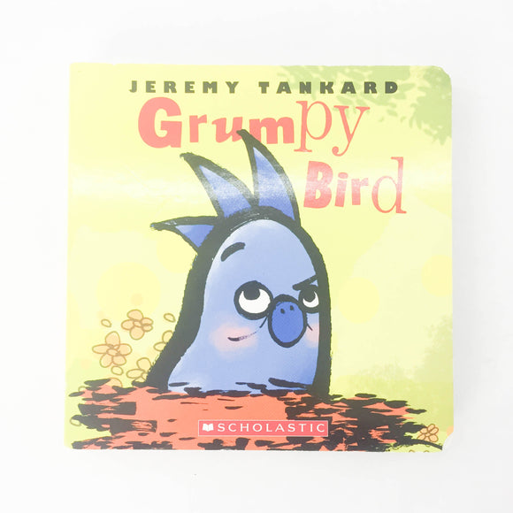 Grumpy Bird - (Jeremy Tankard) - Beeja May