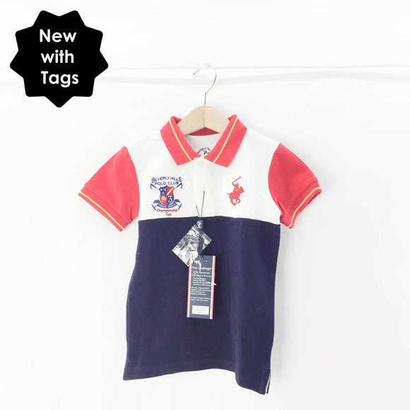 Beverly Hills Polo Club - T-Shirt (3Y) - Beeja May