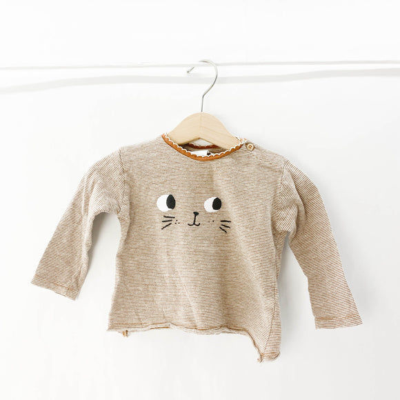 Zara - Long Sleeve (9-12M) - Beeja May