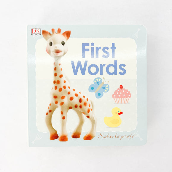 Sophie La Girafe - First Words - (na) - Beeja May