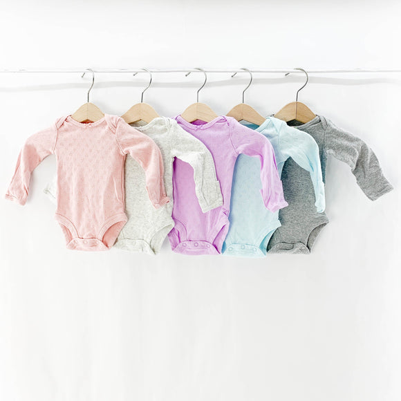 Carter's - Long Sleeve (NB) - Beeja May