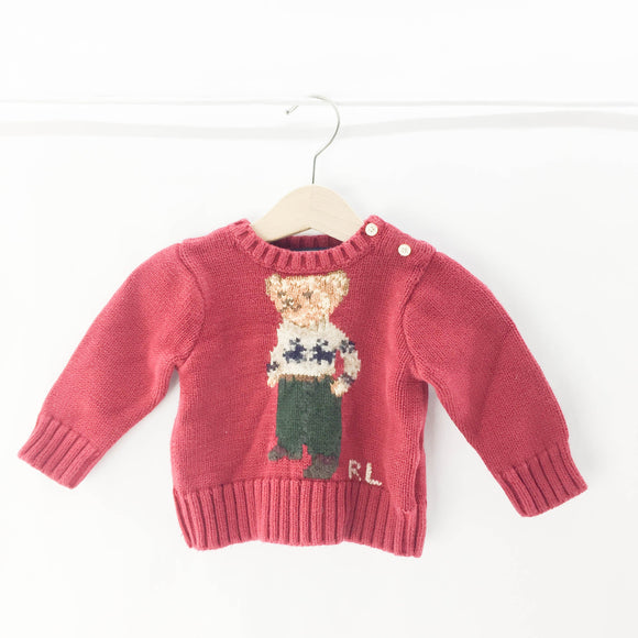 Ralph Lauren - Sweater (9M) - Beeja May