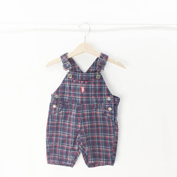 U.S. Polo Assn. - Overalls (0-3M) - Beeja May