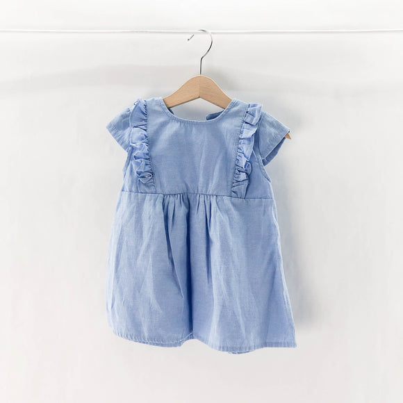 Blue Dress - Dress (2Y) - Beeja May