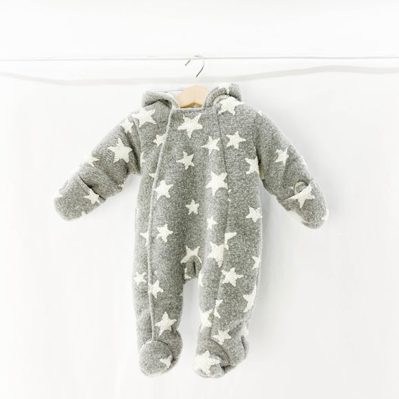 First Wish - Outerwear (3-6M) - Beeja May