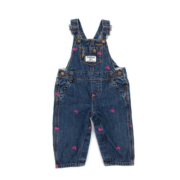 OshKosh B'gosh - Overalls (6M) - Beeja May