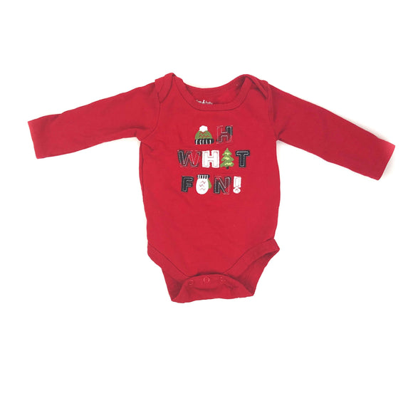Indigo Baby - Long Sleeve (3-6M) - Beeja May
