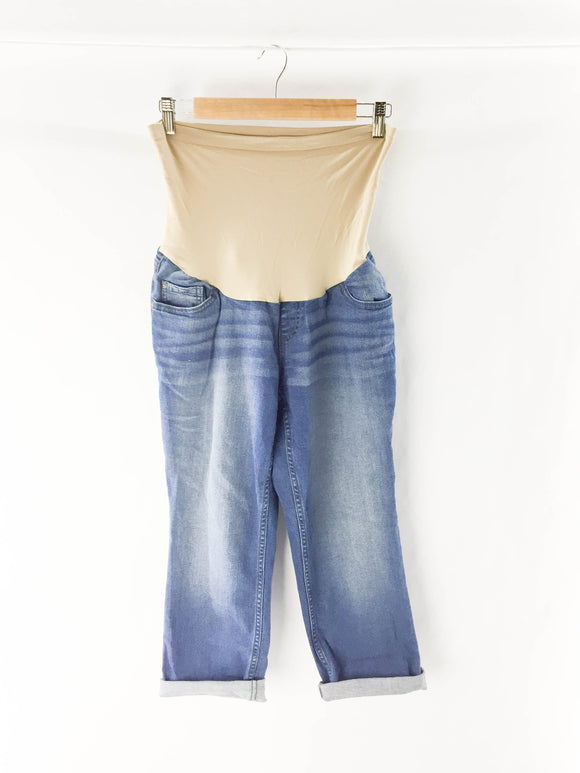 Indigo Blue - Jeans (L (Maternity)) - Beeja May