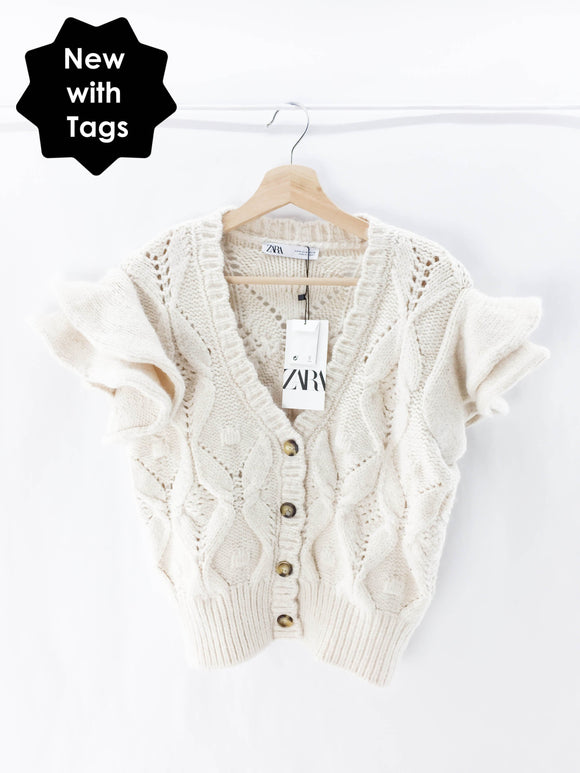 Zara - Cardigan (M) - Beeja May