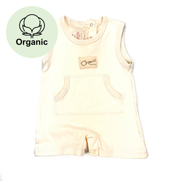 Organic Natural Charm - One Piece (3-6M)
