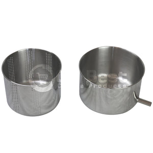 fruit press buckets