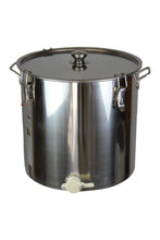 50 Litre Stainless Steel Honey Tank