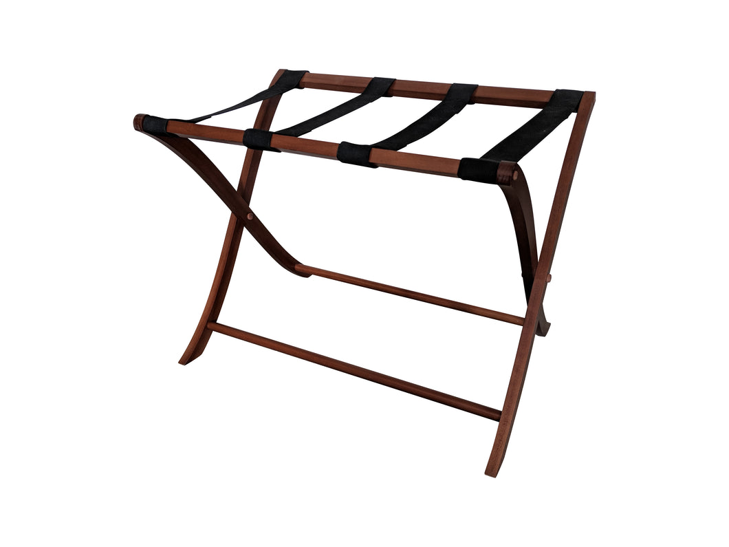 Curved leg Luggage Rack for guest room