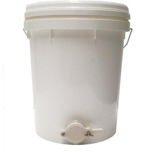 Honey Settling Tank / Honey Bucket- 5 Gallon/20L