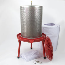 Wine Press inclusions