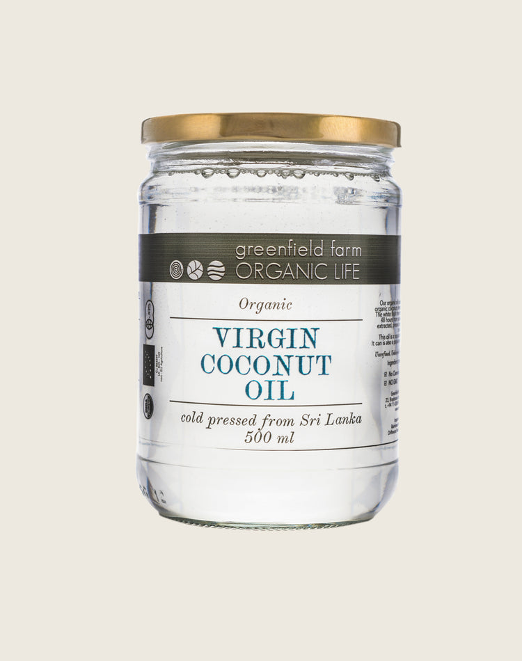 Virgin Coconut Oil - Organic Life Teas