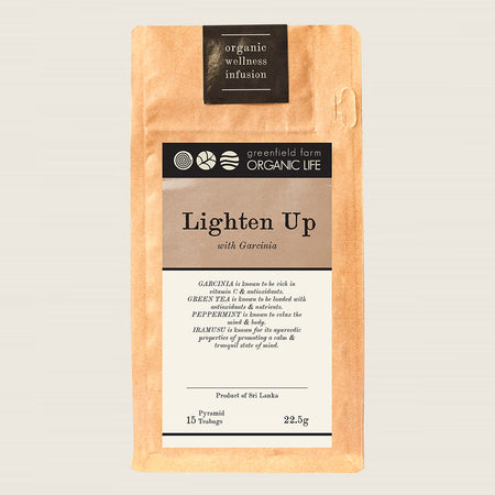 Lighten up with Garcinia - Organic Life Teas