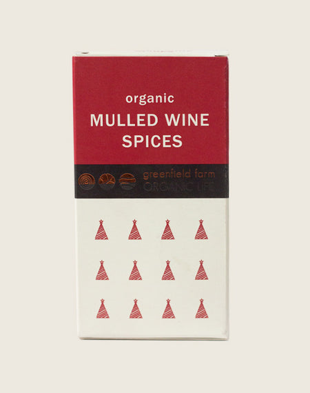 Mulled Wine Spices - Organic Life Teas