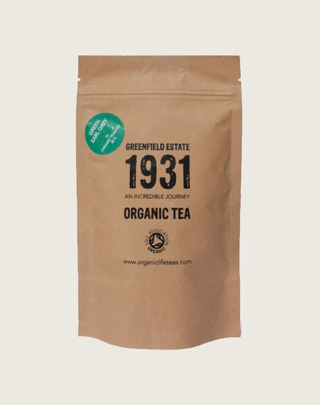 Green Tea Earl Grey - 15PTB - Organic Life Teas