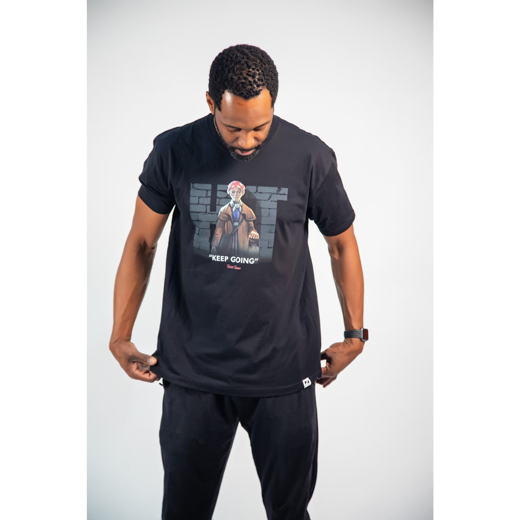 LIMITED EDITION Harriet Tubman Tribute Men's Tee