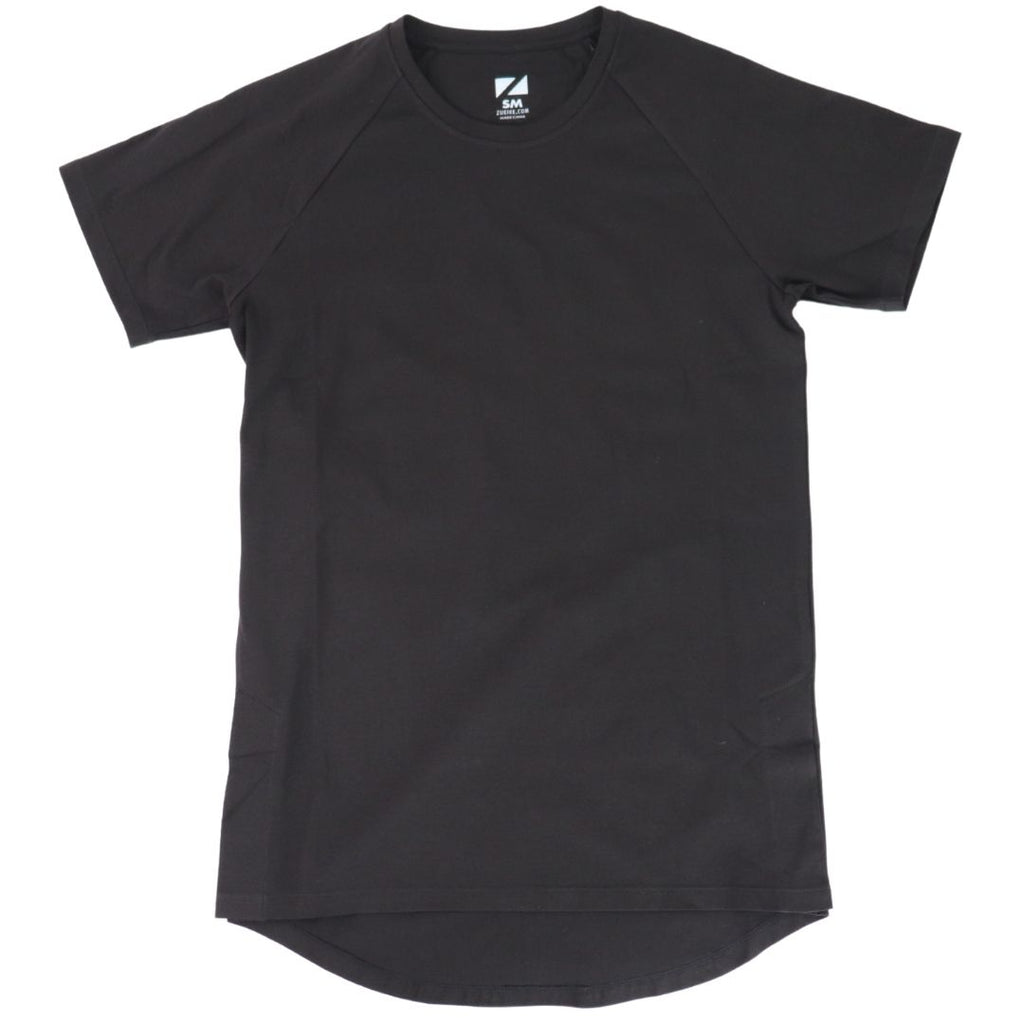 Luxe Short Sleeve Split Tee