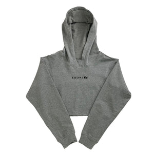 Ladies Crop Luxe Hood