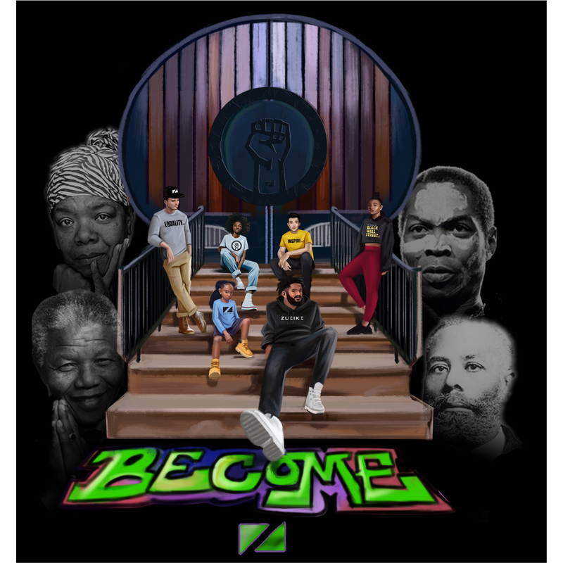 B. History Limited Edition - Become Tee