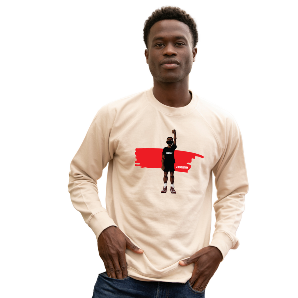 365 Lightweight Unisex Crew -Voice of the People (Choose your message)