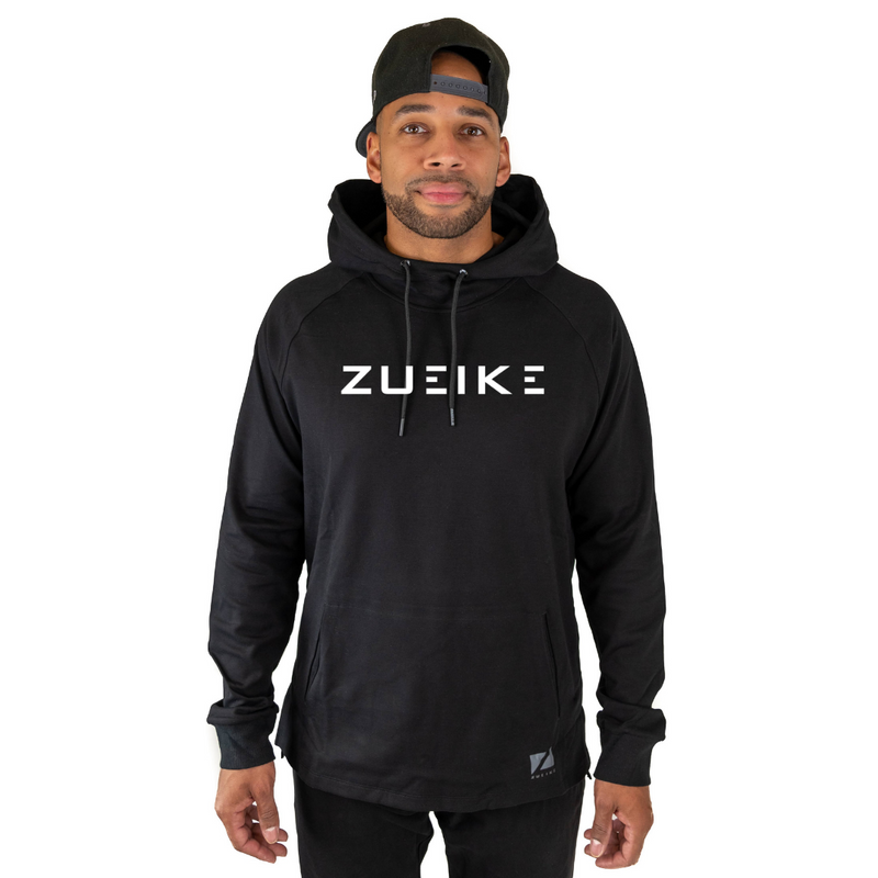 """Classic Brick"" Unisex Luxe Lounge Hoodie"
