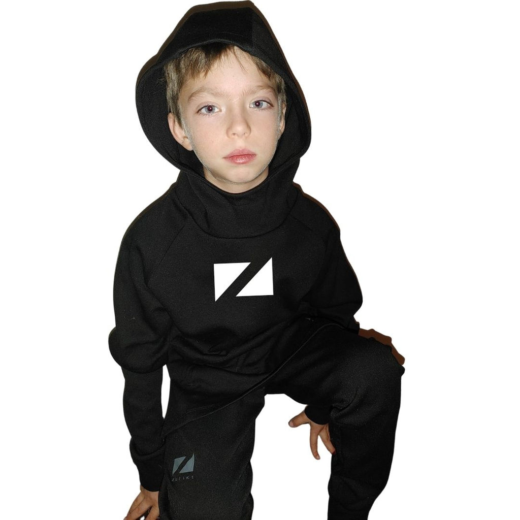 Zueike Luxe Youth Lounge Hoodie