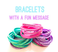JustBetweenUs Bracelets! (package of 3)